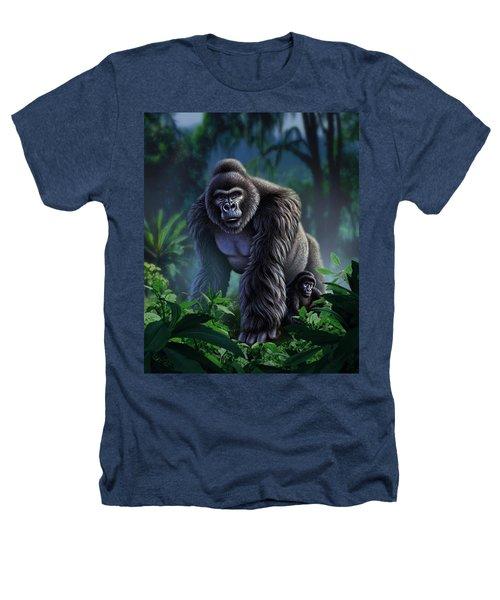 Guardian Heathers T-Shirt by Jerry LoFaro