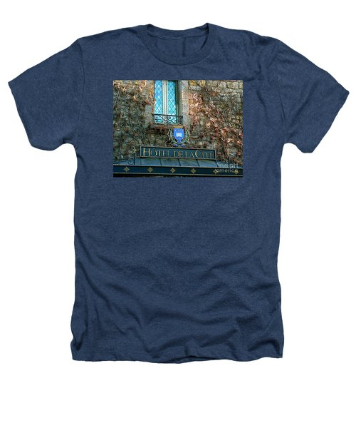 Hotel De La Cite Heathers T-Shirt by France  Art