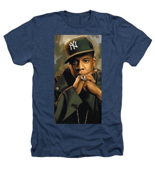 Jay-z Artwork 2 Heathers T-Shirt