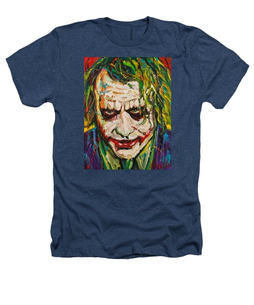 Joker Heathers T-Shirt by Michael Wardle