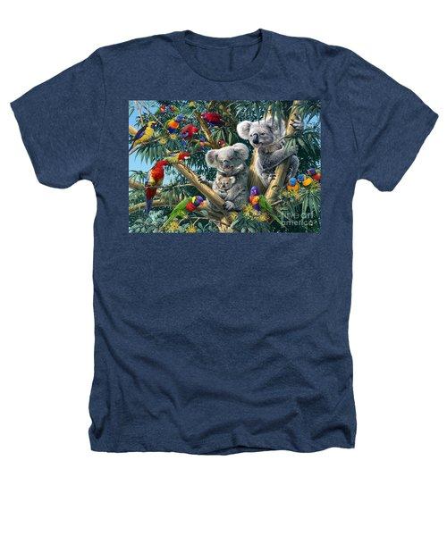 Koala Outback Heathers T-Shirt