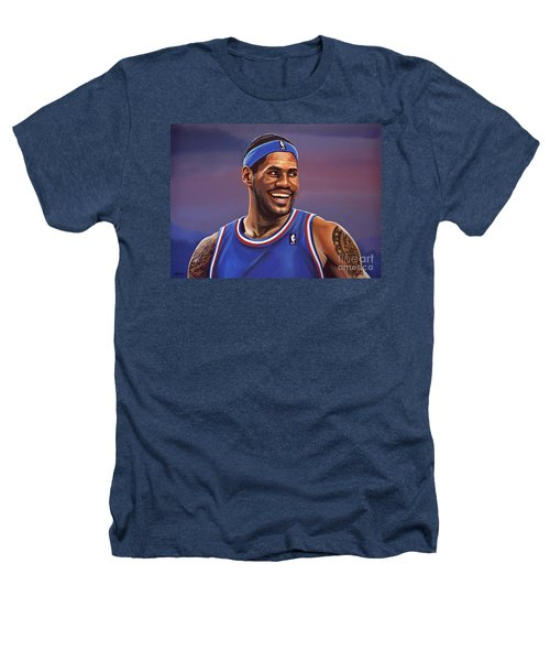 Lebron James  Heathers T-Shirt by Paul Meijering