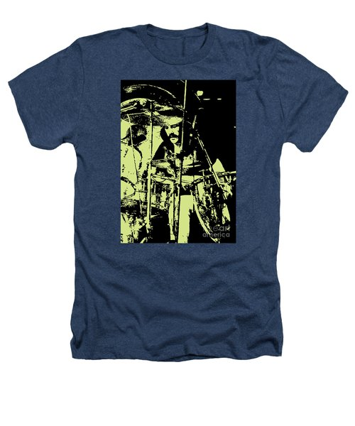 Led Zeppelin No.05 Heathers T-Shirt by Caio Caldas