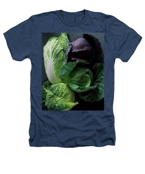 Lettuce Heathers T-Shirt