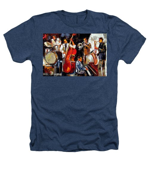 Living Jazz Heathers T-Shirt
