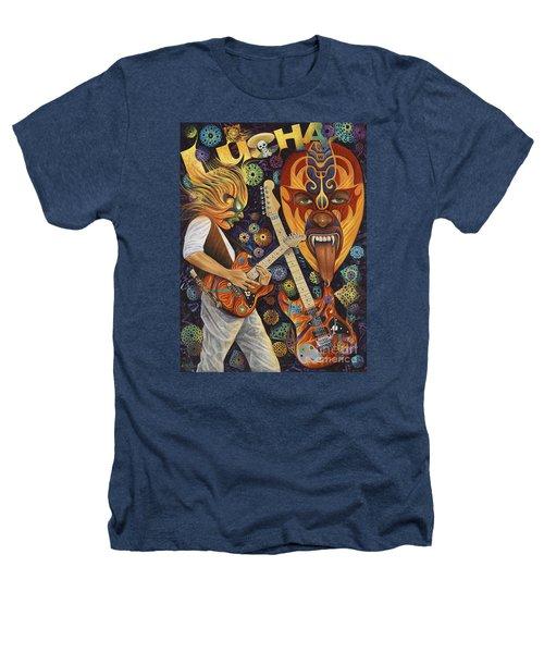 Lucha Rock Heathers T-Shirt