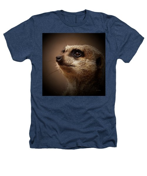 Meerkat 6 Heathers T-Shirt