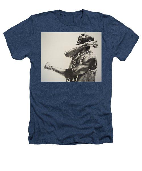 Michael Jordan Heathers T-Shirt by Jake Stapleton