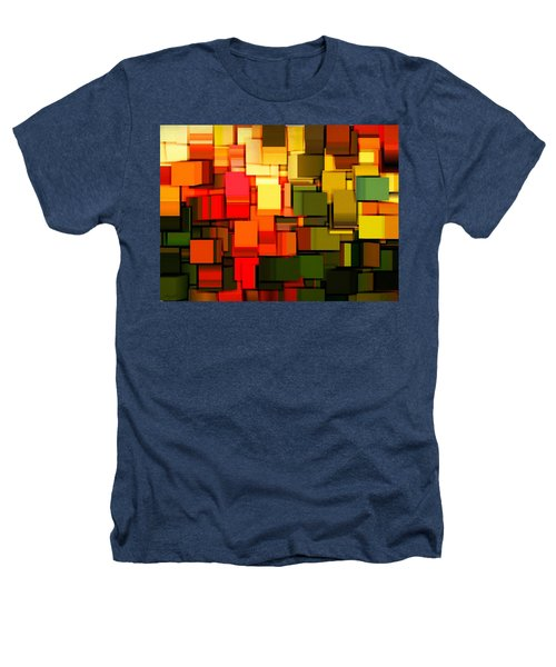 Modern Abstract I Heathers T-Shirt