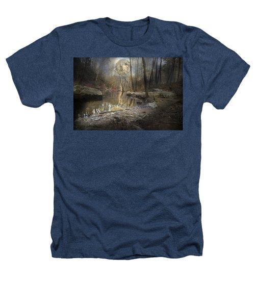 Moon Camp Heathers T-Shirt