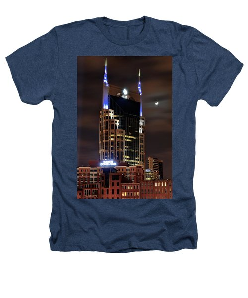 Nashville Heathers T-Shirt by Frozen in Time Fine Art Photography