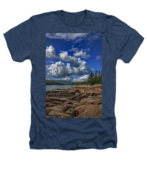 Otter Point Afternoon Heathers T-Shirt