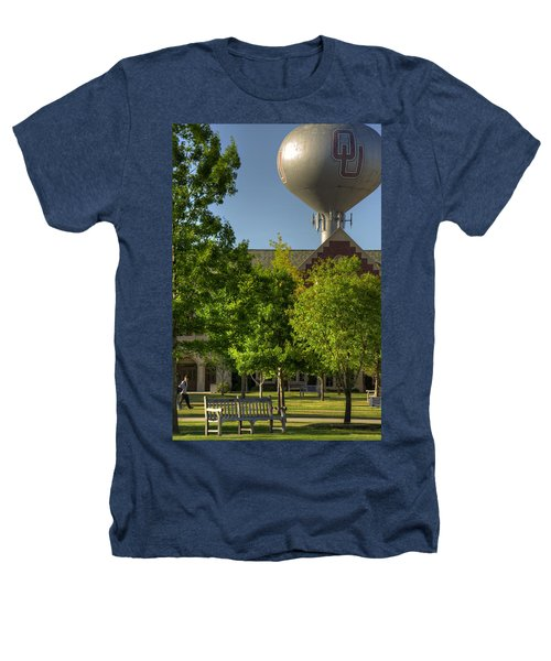 Ou Campus Heathers T-Shirt