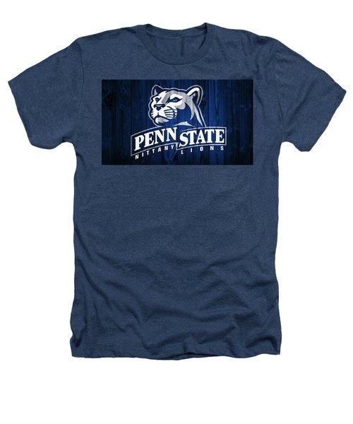 Penn State Barn Door Heathers T-Shirt