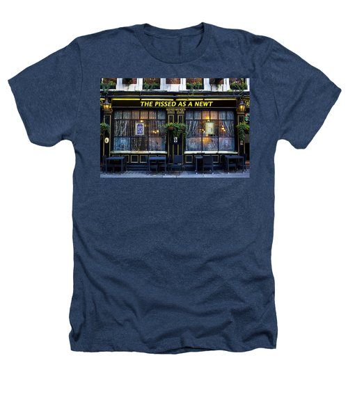 Pissed As A Newt Pub  Heathers T-Shirt