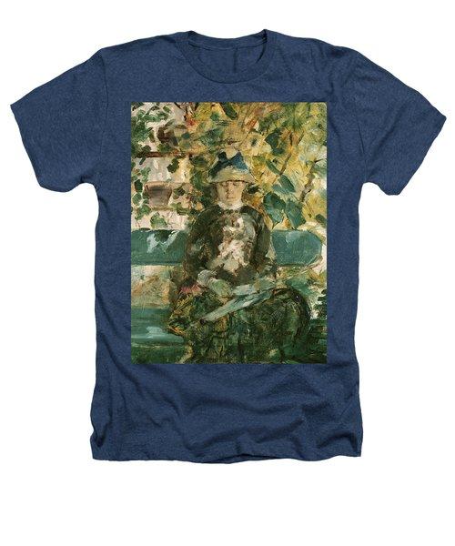 Portrait Of Adele Tapie De Celeyran Heathers T-Shirt by Henri de Toulouse-Lautrec