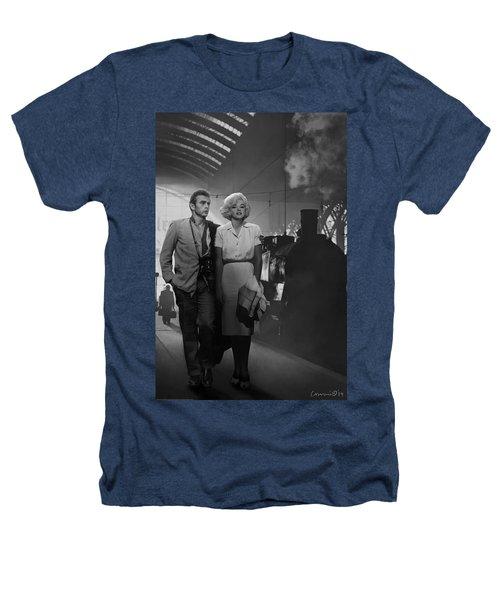Saying Farewell Heathers T-Shirt by Chris Consani