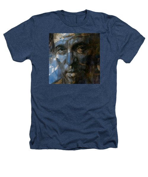 Shackled And Drawn Heathers T-Shirt by Paul Lovering