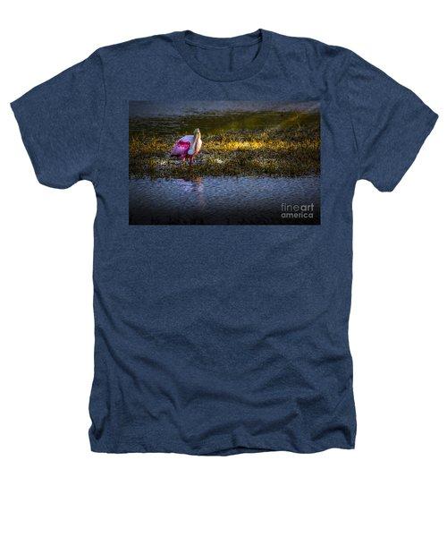 Spotlight Heathers T-Shirt by Marvin Spates