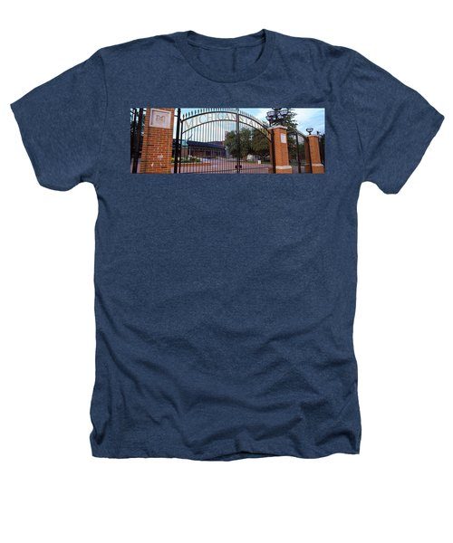 Stadium Of A University, Michigan Heathers T-Shirt by Panoramic Images