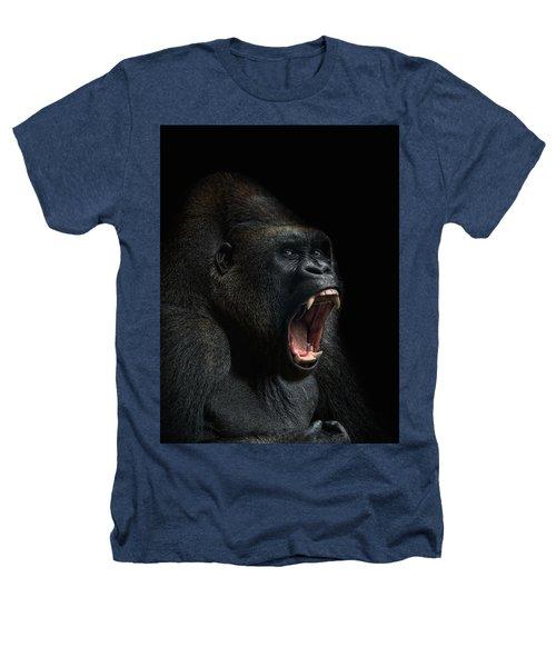 Stay Away Heathers T-Shirt by Joachim G Pinkawa