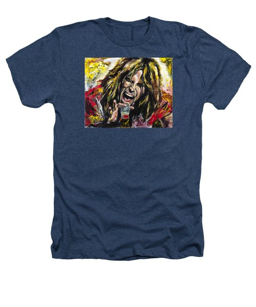 Steven Tyler Heathers T-Shirt by Mark Courage