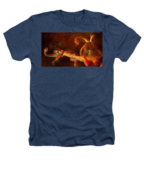 Story Of Eve Heathers T-Shirt by Bob Orsillo