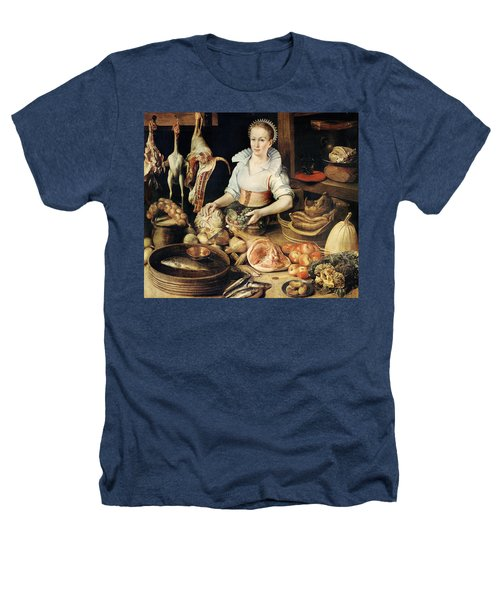 The Cook Heathers T-Shirt by Pieter Cornelisz van Rijck