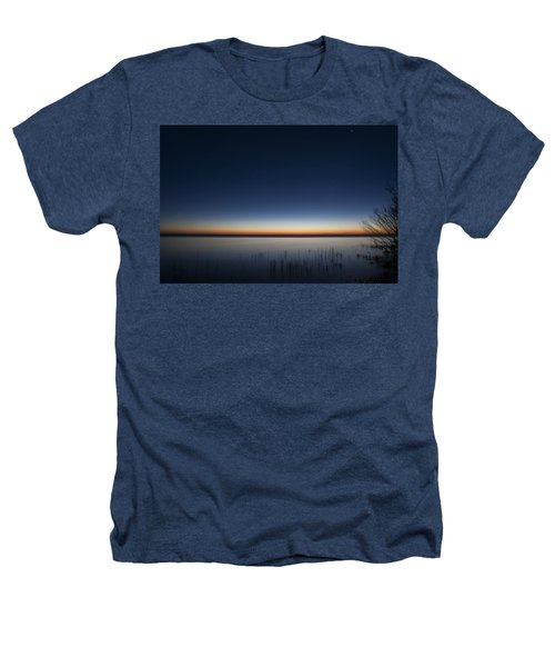The First Light Of Dawn Heathers T-Shirt