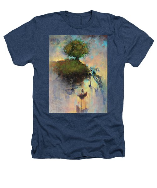The Hiding Place Heathers T-Shirt by Joshua Smith