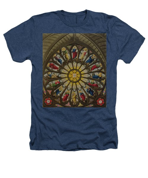The North Window Heathers T-Shirt by William Johnstone White