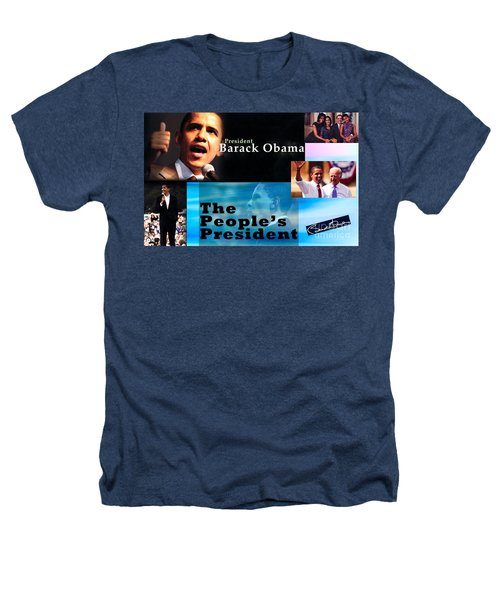 The People's President Still Heathers T-Shirt