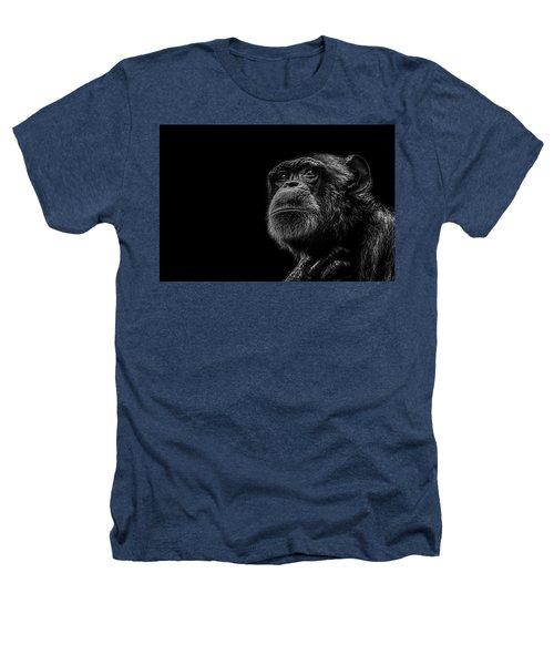 Trepidation Heathers T-Shirt by Paul Neville