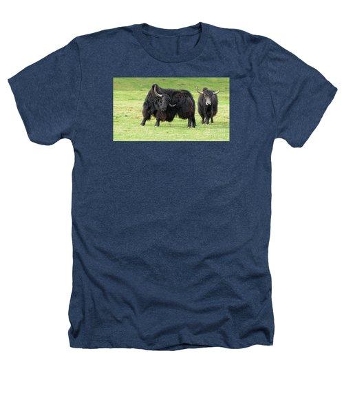 Yaketty Yak Heathers T-Shirt