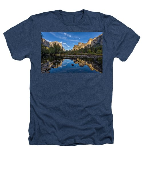 Valley View I Heathers T-Shirt by Peter Tellone