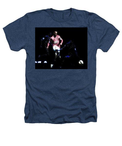 Wayne Rooney Working Magic Heathers T-Shirt