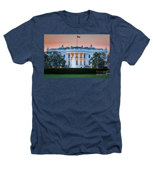 White House Heathers T-Shirt