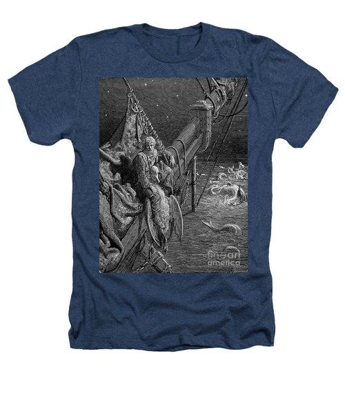 Coleridge: Ancient Mariner Heathers T-Shirt