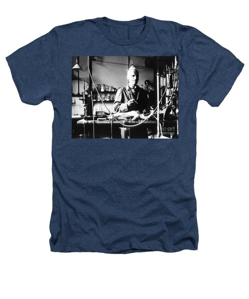 Ernest Henry Starling, English Heathers T-Shirt by Science Source