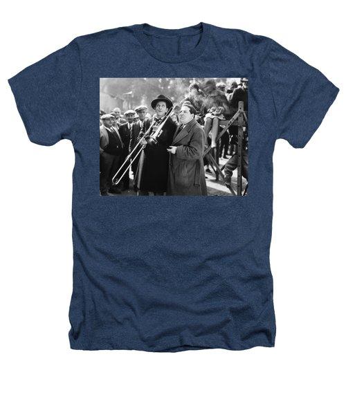 Silent Still: Musicians Heathers T-Shirt
