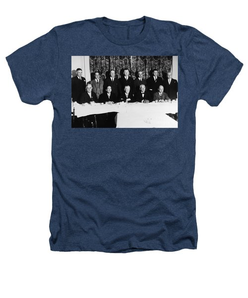 Sports Luncheon, 1930 Heathers T-Shirt by Granger