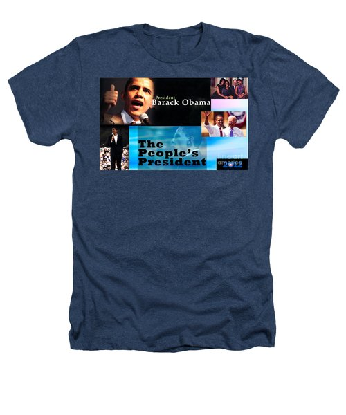 The People's President Heathers T-Shirt