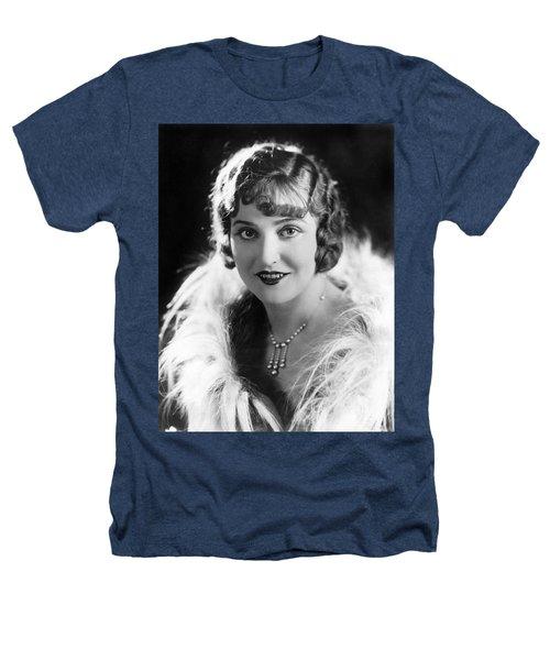 Actress Agnes Ayres Heathers T-Shirt