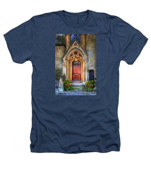 Evensong Heathers T-Shirt by Lois Bryan