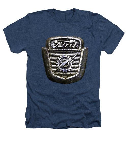 Ford Emblem Heathers T-Shirt