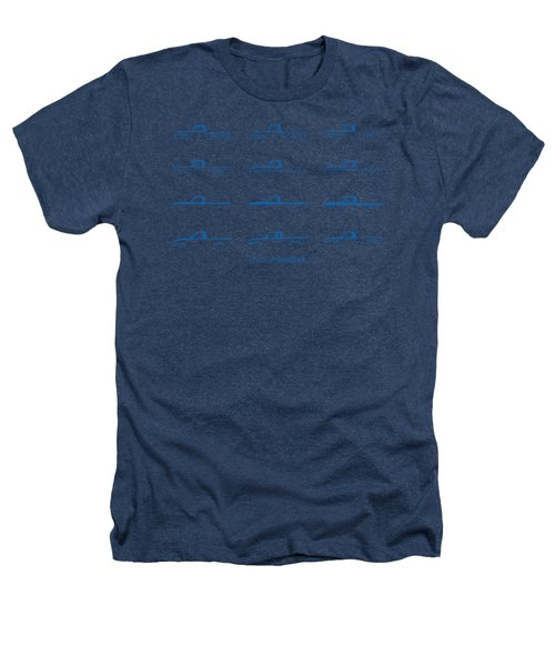 Ford F-series Silhouettehistory Heathers T-Shirt