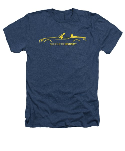 Italian Roadster Silhouettehistory Heathers T-Shirt