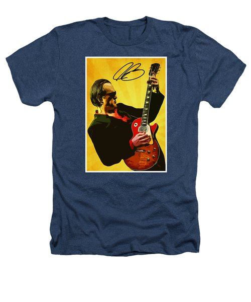 Joe Bonamassa Heathers T-Shirt by Semih Yurdabak
