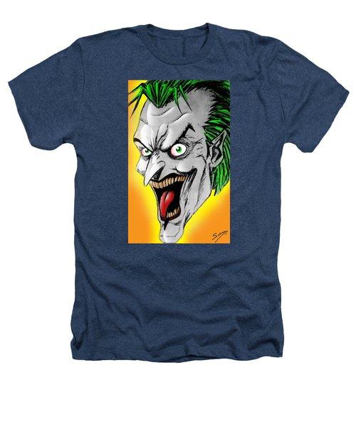 Joker Heathers T-Shirt by Salman Ravish