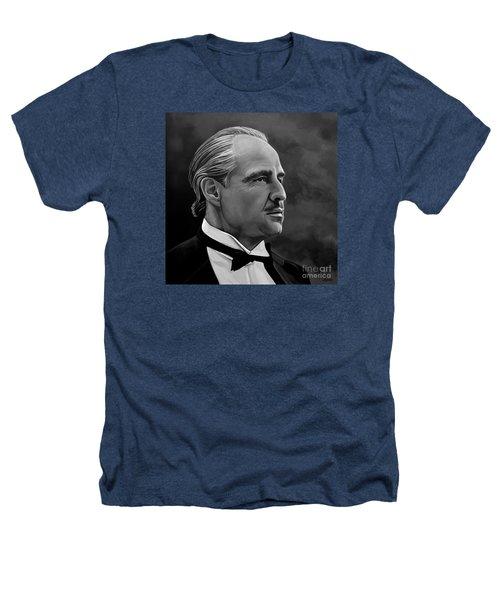 Marlon Brando Heathers T-Shirt by Meijering Manupix